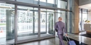 Приводы для раздвижных дверей