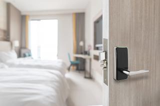 Электронные замки для гостиниц